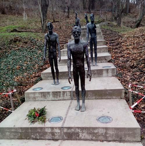 Prague memorial