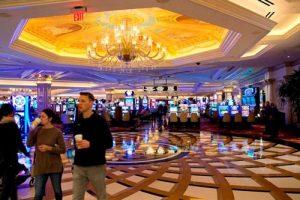 Casino interior, Las Vegas