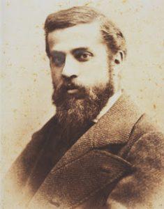 Gaudi portrait