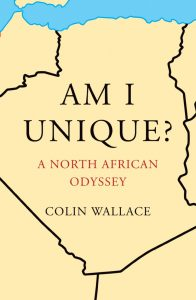 'Am I unique' book cover