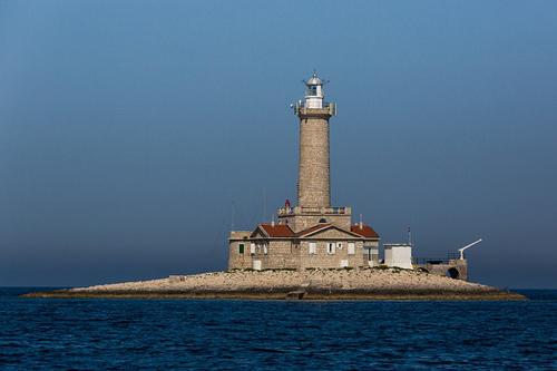 Porer Lighthouse, Istria