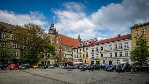 Krakow's Kazimierz