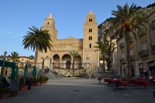 Cefalù Cathedral, Sicily