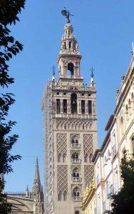 Torre de Giralda, Seville