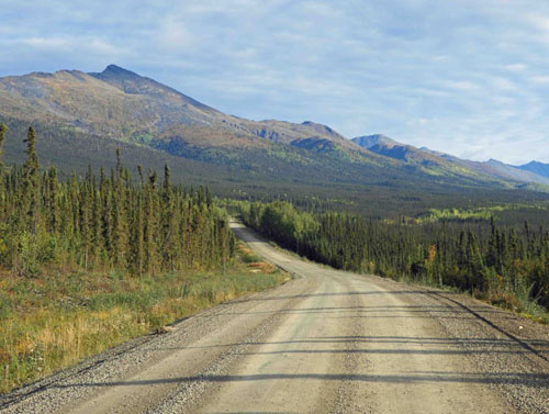 Dempster Highway, Canada