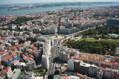 Portugal Aerial shot