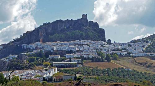 Zahara, Andalusia, Spain