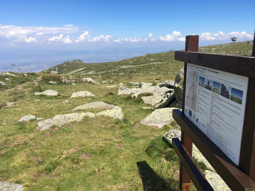 Black Peak (Cherni Vrah), Bulgaria