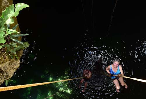 Cenote Maya, Yucutan, Mexico