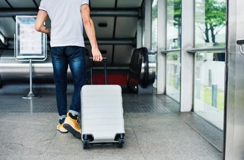 travel luggage pic