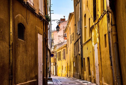 French street
