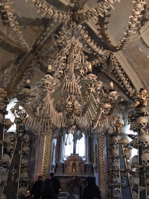 The Bone Church