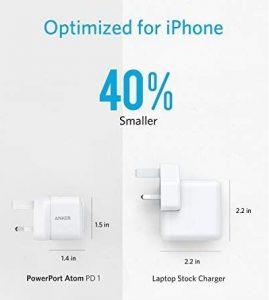 PowerPort Atom charger