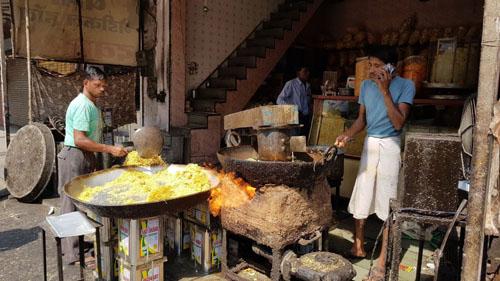 India streetfood