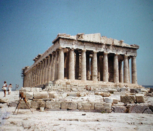 The Birthplace of Democracy, Athens' Ancient Acropolis