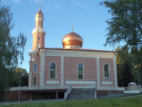Minsk Mosque, Belarus