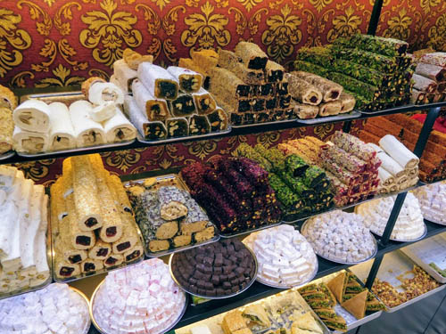 Istanbul markets