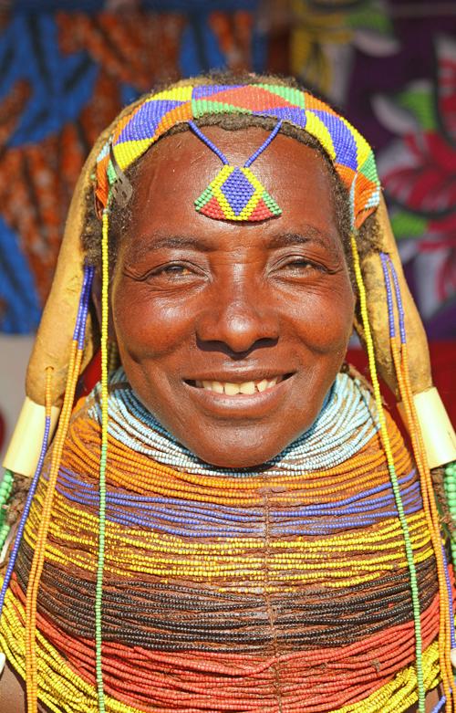 Muila Woman, Angola
